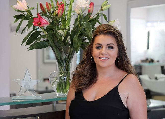 Salon Aurora Beauty & Hair Team - Charlene