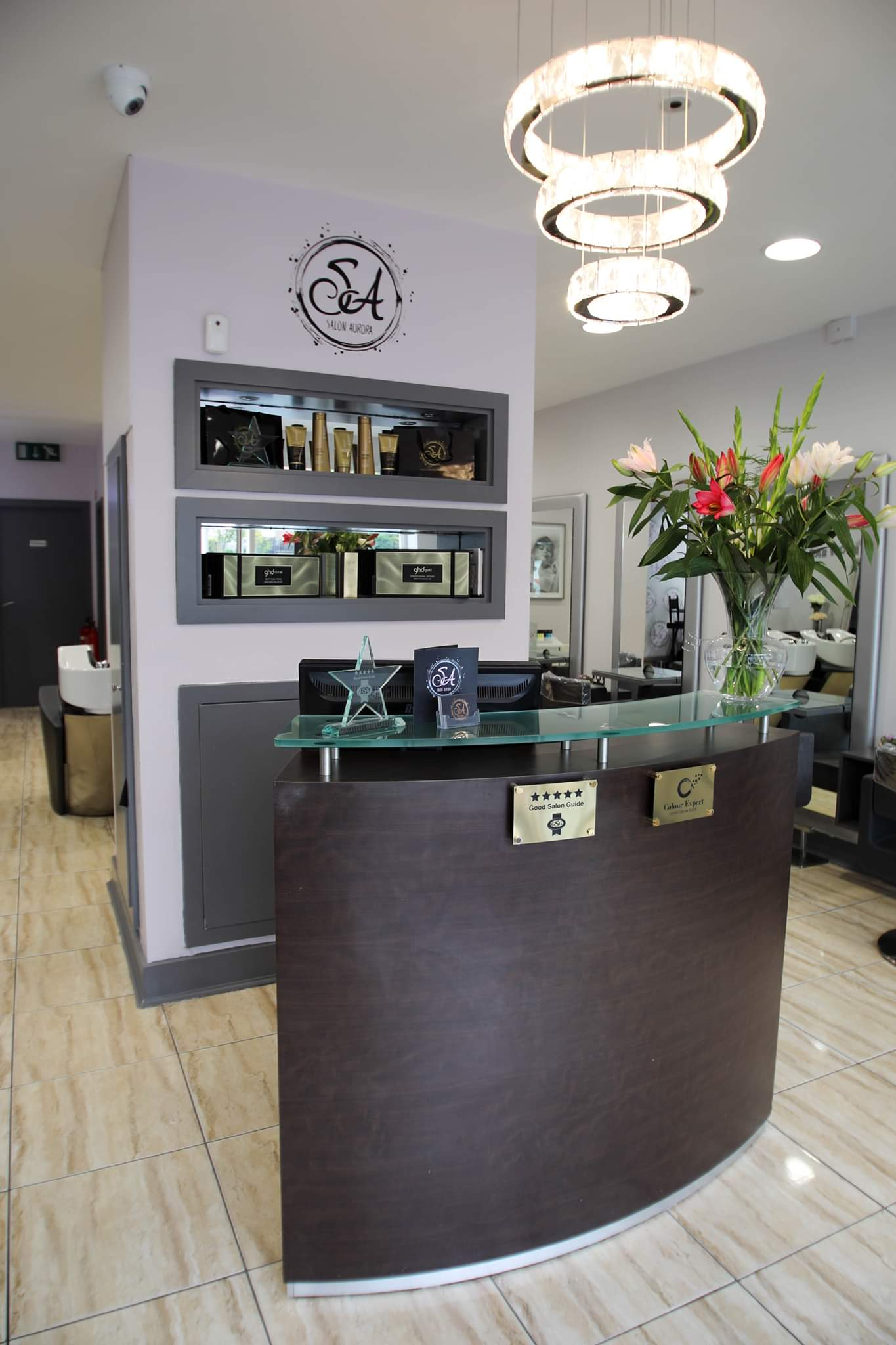 Salon Aurora Beauty & Hair
